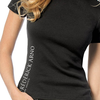"T SHIRT FEMME FREDERICK ARNO ""Note sensible"""