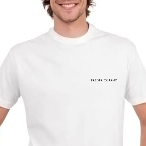 T SHIRT HOMME FREDERICK ARNO
