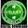 "CELKILT ""Everyday's St Patrick's day !!!"" DIGITAL DOWNLOAD mp3 256 K"